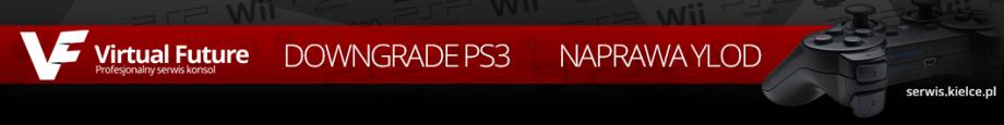 Serwis PS3 Downgrade